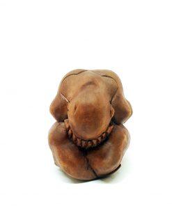 Yogiman-beeld-voorzijde-hout