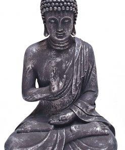 Zittend-Boeddha-beeld-voor-buiten-en-binnen