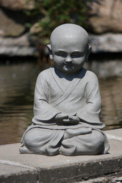 shaolin-beeld-meditatie-houding