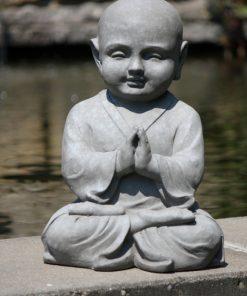 beeld-shaolin-mediterend