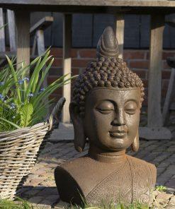 Boeddhahoofd Thaise Boeddha